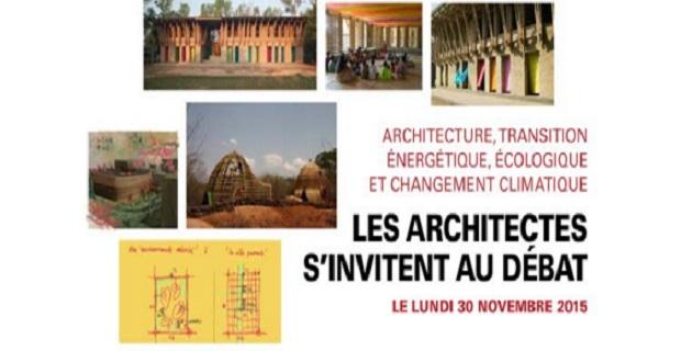 La COP21 en direct de Paris avec la Maison de l'Architecture de la Corse