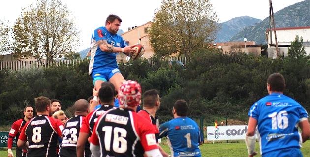 Bastia XV à Martigues : Enfin le bon rythme ?