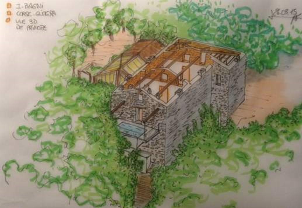Bains de Guitera : Le point sur l'étude de faisabilité technique, commerciale et financière