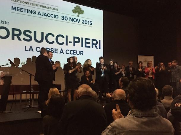 La Corse à cœur : « Défendre une autre façon de gérer la Corse »