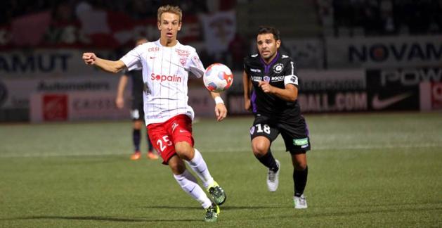 Cavalli et l'ACA : Un point à Valenciennes