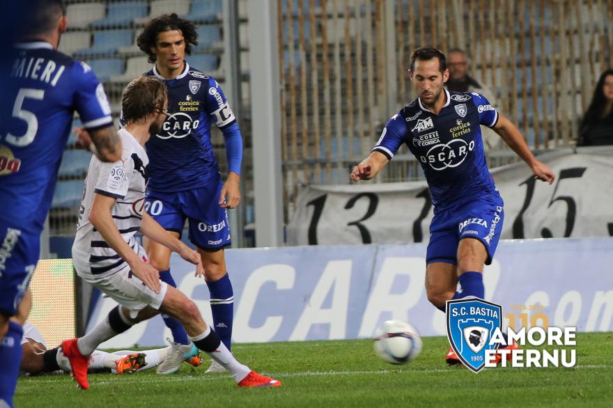 Raspentino délivre le Sporting à la 87e minute