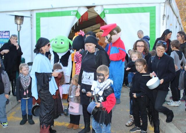 On a fêté Sant'Andria à L'Ile-Rousse