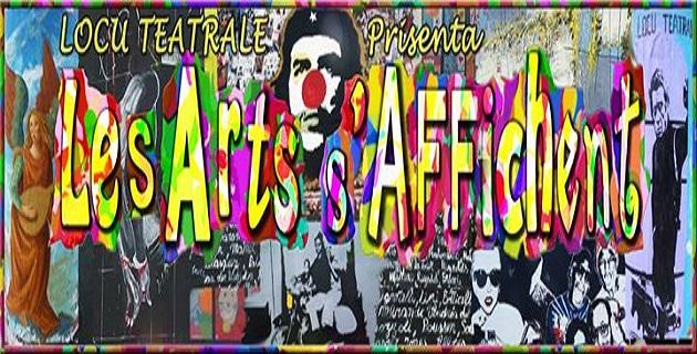 Ajaccio : Performance artistique en direct et en pleine rue avec Isabelle Istria Martelli