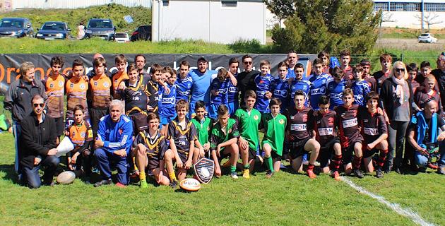 Après Volpaghju l'an dernier, l'Orange rugby challenge met le cap sur Porto-Vecchio
