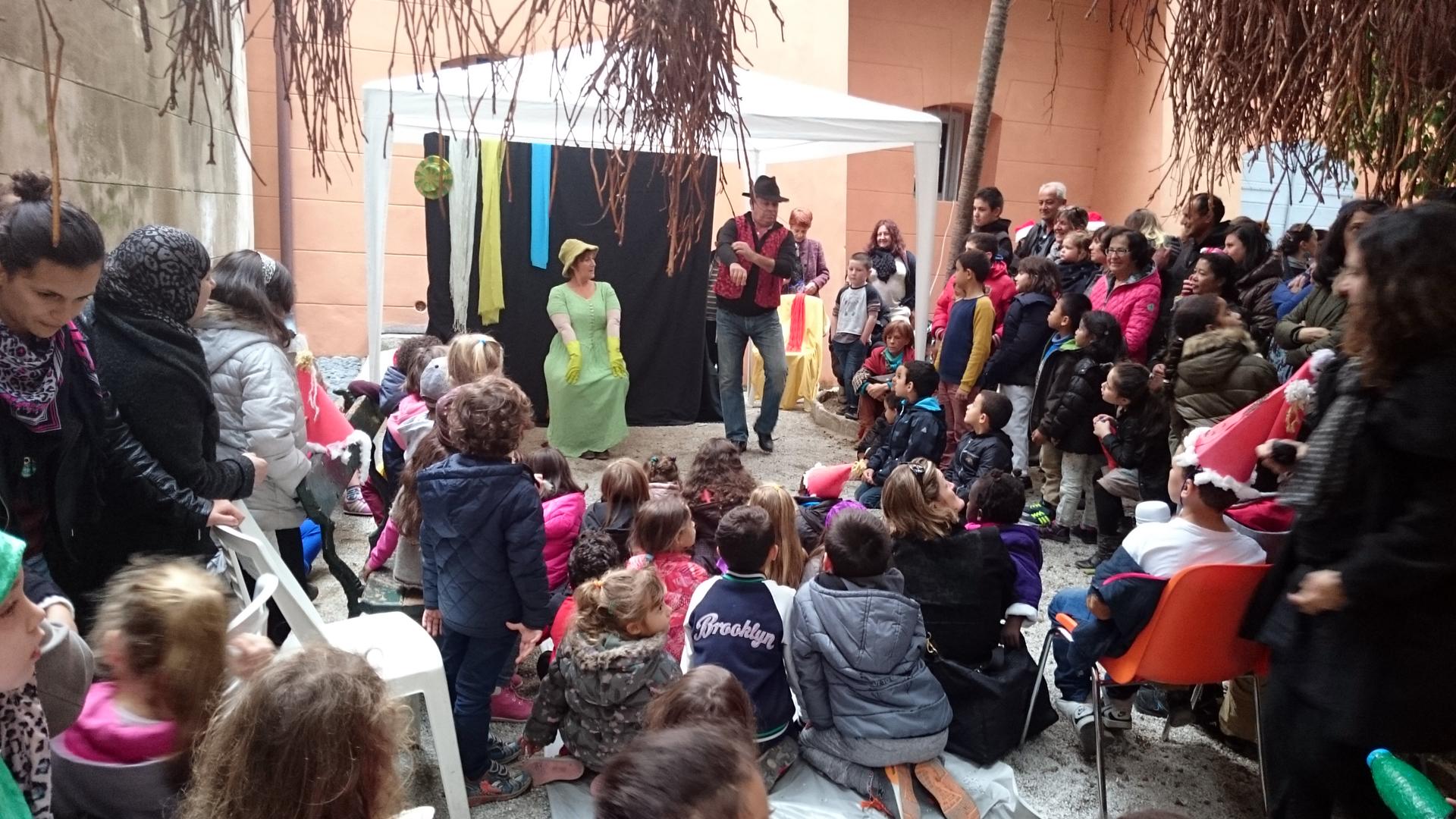 Bastia : Une bourse aux jouets réussie