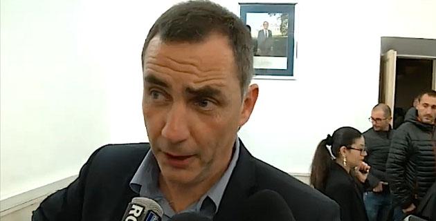 """Les réactions en vidéo- Gilles Simeoni :""""Une grande satisfaction"""""""