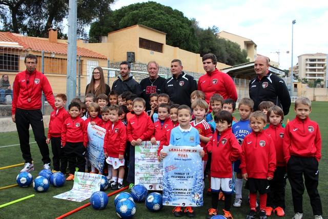 FC Squadra Calvi : Le challenge Gilbert-Angelotti les 19 et 20 Décembre
