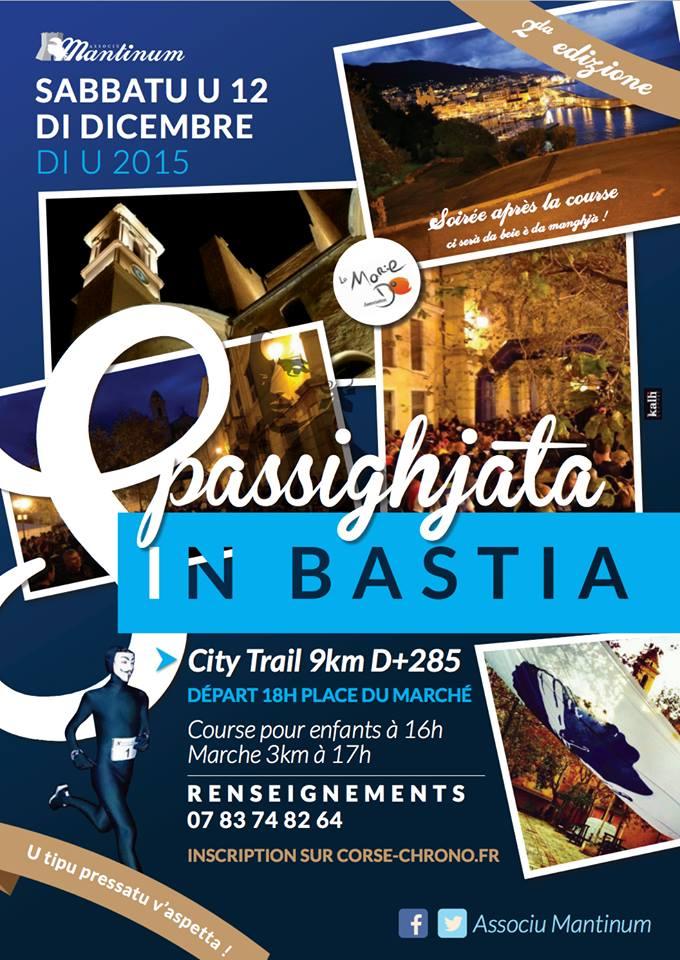 "Bastia : ""A Spassighjata"", deuxième !"