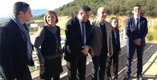 Surveillance et sécurisation du réseau d'eau potable d'Ajaccio : La CAPA et Kyrnolia adoptent la sonde Kapta