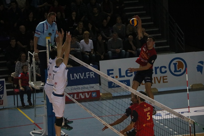 Volley-Ball : Les Ajacciens rencontrent Cannes ce samedi à 16 heures