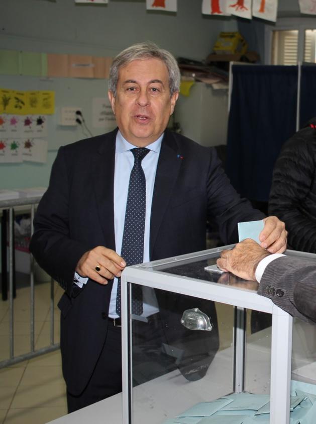 """Ange Santini : """" La Corse avait un besoin manifeste de voir autre chose"""""""
