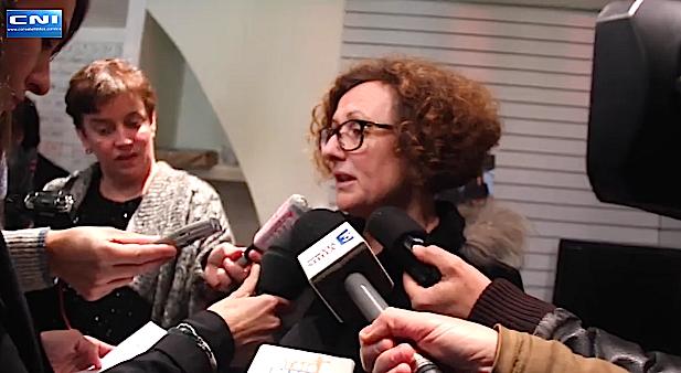 Territoriales 2015 : La réaction en vidéo de Maria Guidicelli