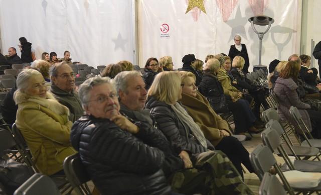 Solidarité du Lions Club avec les Restos du coeur à l'Ile-Rousse