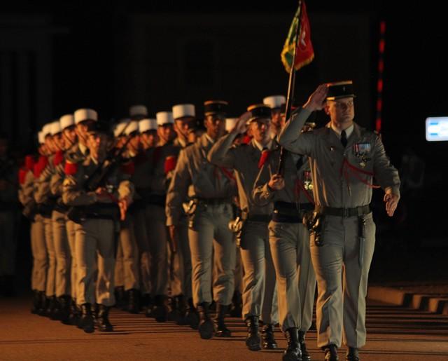 Une 5e Compagnie de combat  officialisée au 2e REP de Calvi