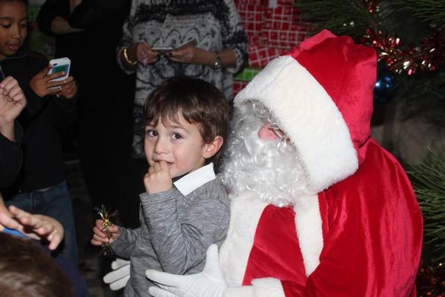 Noël des enfants du personnel communal de Calvi