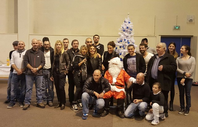 Arbre de Noël au complexe sportif Calvi-Balagne