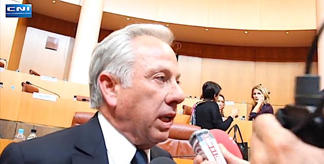 Assemblée de Corse : Camille de Rocca Serra appelle la nouvelle Assemblée à se mettre au travail