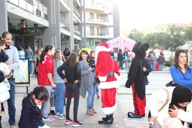 Calvi en fête avec les associations des commerçants et la municipalité