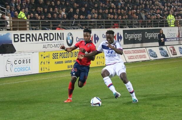 GFCA-  Lyon (2-1) : Une victoire exemplaire