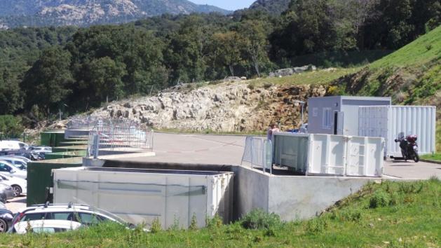 Déchets et blocage du pôle de Vico : Service minumum sur le territoire de l'Agglo de Bastia