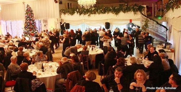 CCAS d'Ajaccio : Repas et bal de fin d'année en faveur des seniors et des personnes isolées