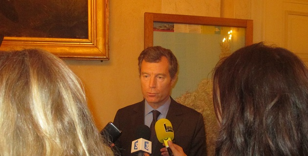 """Jardins de l'Empereur : """"Un traquenard tendu par un petit groupe"""" selon le préfet de Corse"""