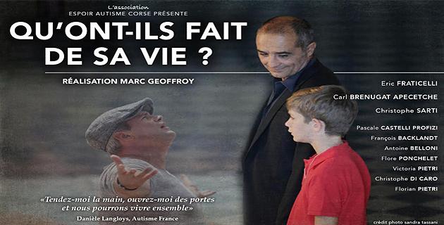 """""""Qu'ont ils fait de sa vie ?"""" : Le clip de Espoir Autisme Corse"""