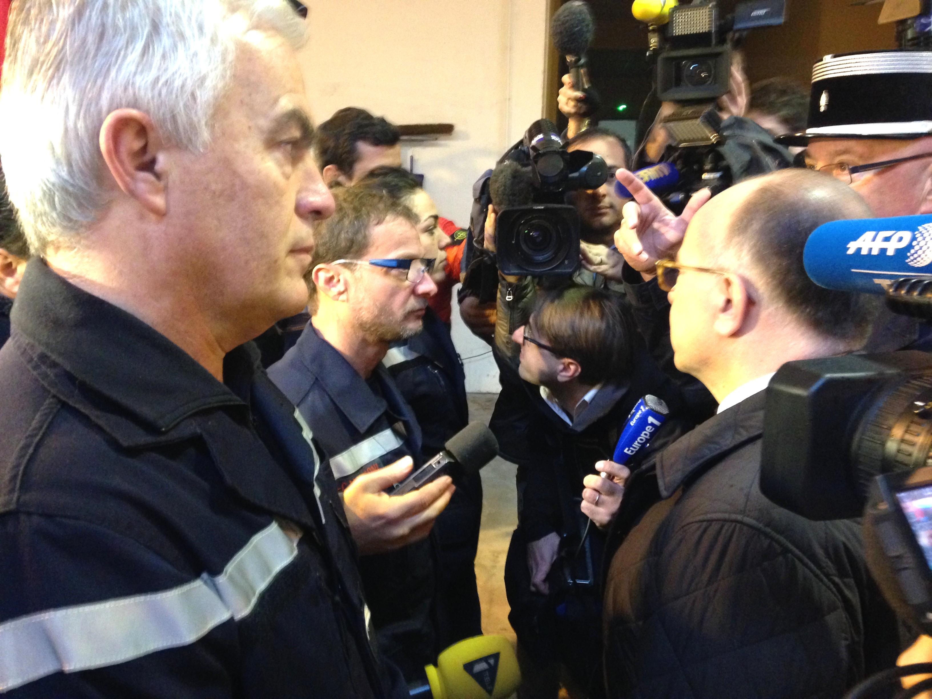 Bernard Cazeneuve à Ajaccio : Où il est question du respect de l'unité de la République et  de la riche singularité corse