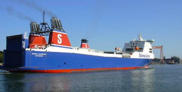 L'arrivée du Stena Carrier : Une extension de concurrence déloyale selon le PCF
