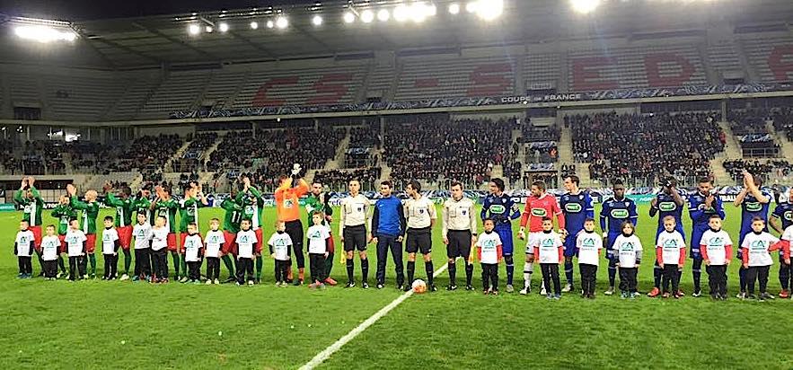 Coupe de France : Le Sporting assure l'essentiel à Sedan
