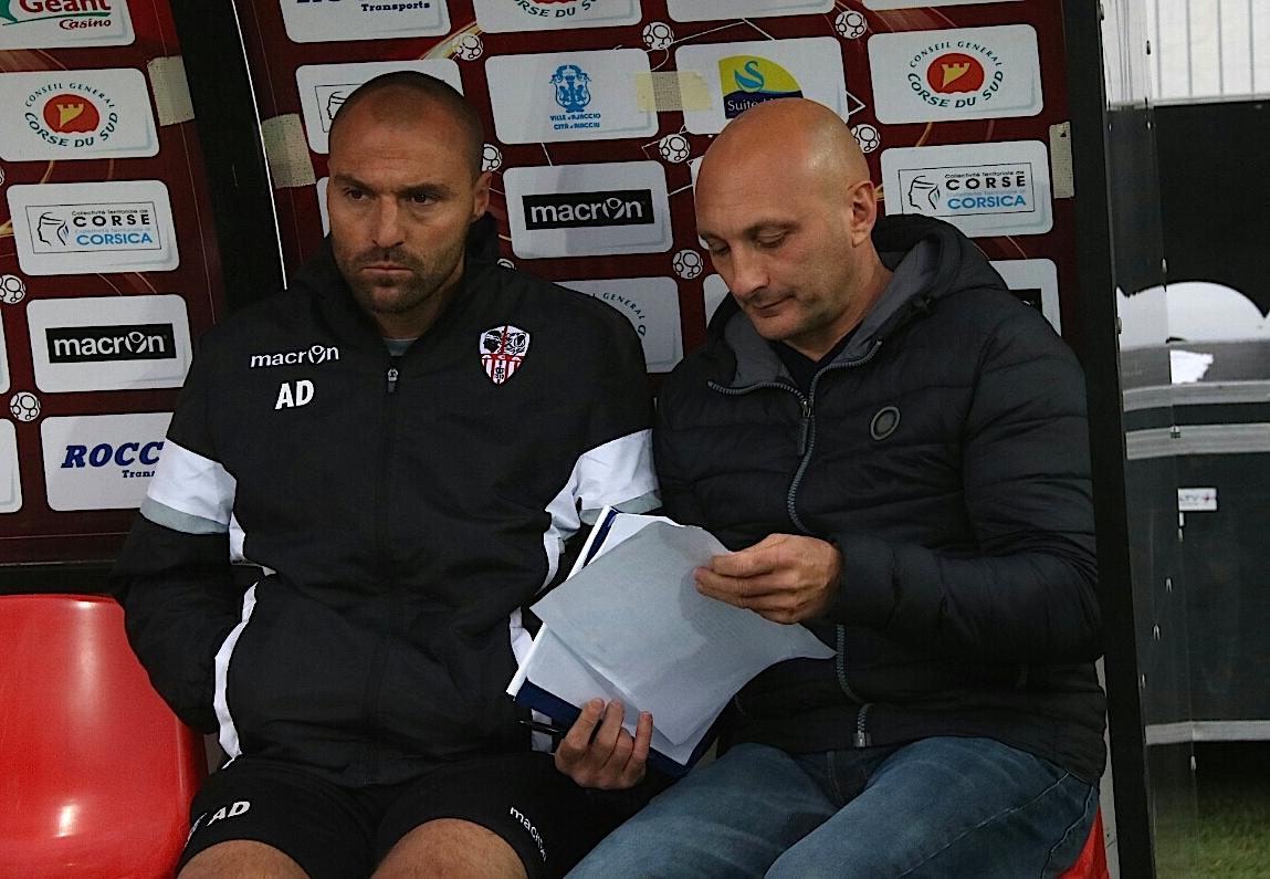 L'essentiel à été fait face à Volvic pour Olivier Pantaloni et l'ACA (Photo Marcu-Antone Costa)