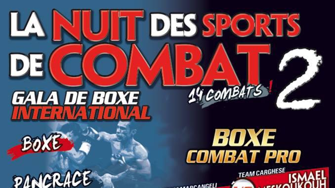La nuit des sports de combat d'Ajaccio : Le second round
