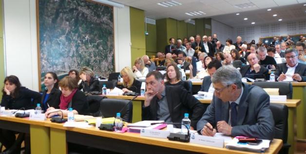 Bastia : Les maires et les conseillers de la majorité de la CAB boudent, eux aussi, le Syvadec
