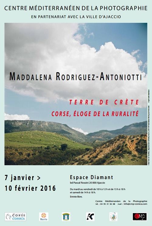Maddalena Rodriguez-Antoniotti expose à l'Espace Diamant