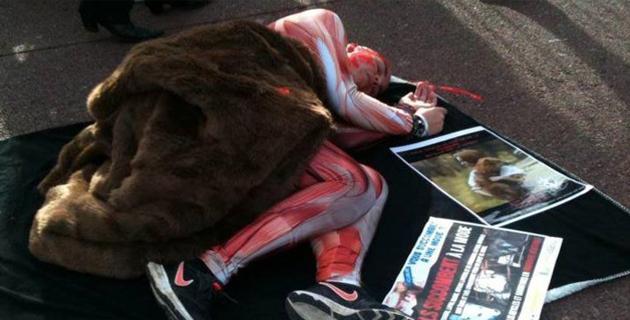 Bastia : Les militants de la cause animale expliquent la face cachée de la fourrure