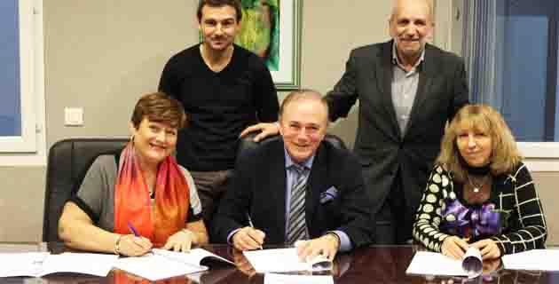 """Biguglia : Le nouveau  """"contrat enfant et jeunesse"""" signé avec la CAF"""