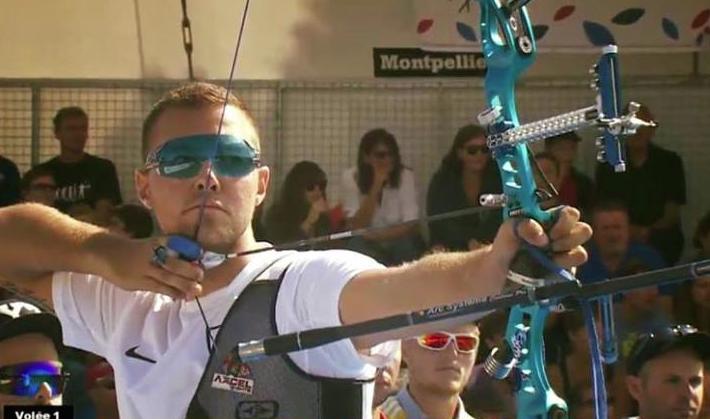 Tir à l'air : Michæl Sanna vise… les Jeux Olympiques, mais