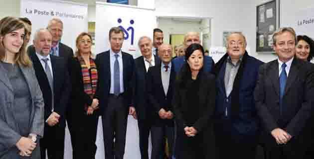 Santa-Maria-Siche : Ouverture à La Poste de la 1ère Maison de Services au Public de Corse
