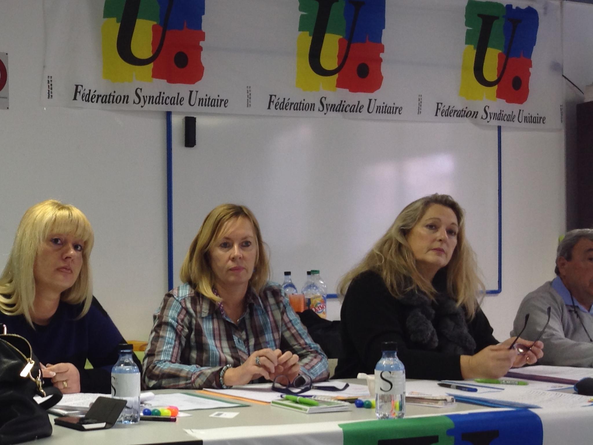 Ajaccio : La FSU de Corse-du-Sud a préparé le congrès national