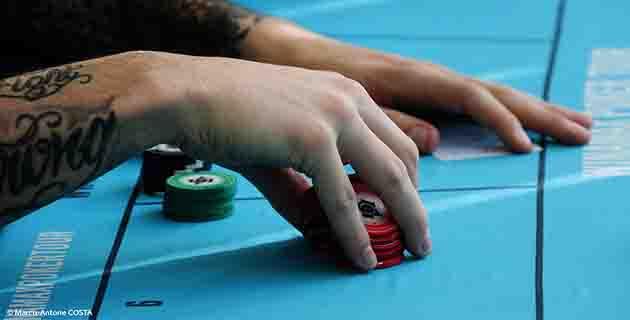 Ajaccio : Plus de 160 joueurs de poker se sont affrontés ces deux jours