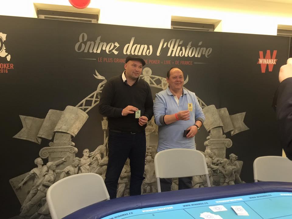 Les deux premiers qualifiés (Charly et Alex) pour la grande finale à Paris ont remporté la phase finale qui se déroulait ce samedi au centre culturel de Porticcio.