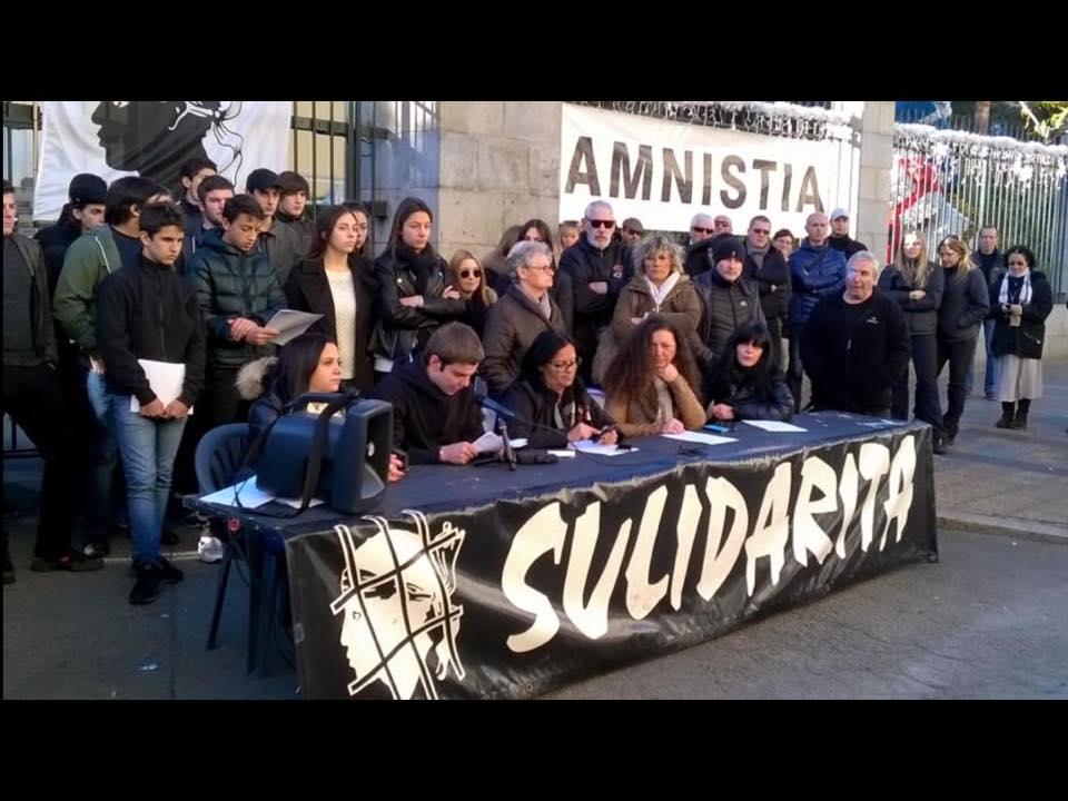 Une lettre ouverte des familles de prisonniers politiques corses distribuées dans toute la Corse