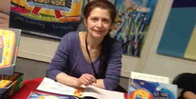 Hélène Suzzoni, auteure jeunesse, citoyenne du monde naviguant de Moltifau jusqu'en Extrême-Orient