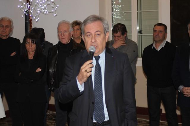 Echange de voeux à l'Hôtel de Ville de Calvi : Un message d'espoir, d'espérance et de fraternité