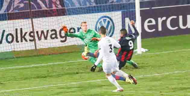 Coupe de France-Le GFCA surclasse Guingamp (3-0) : A chacun sa coupe !