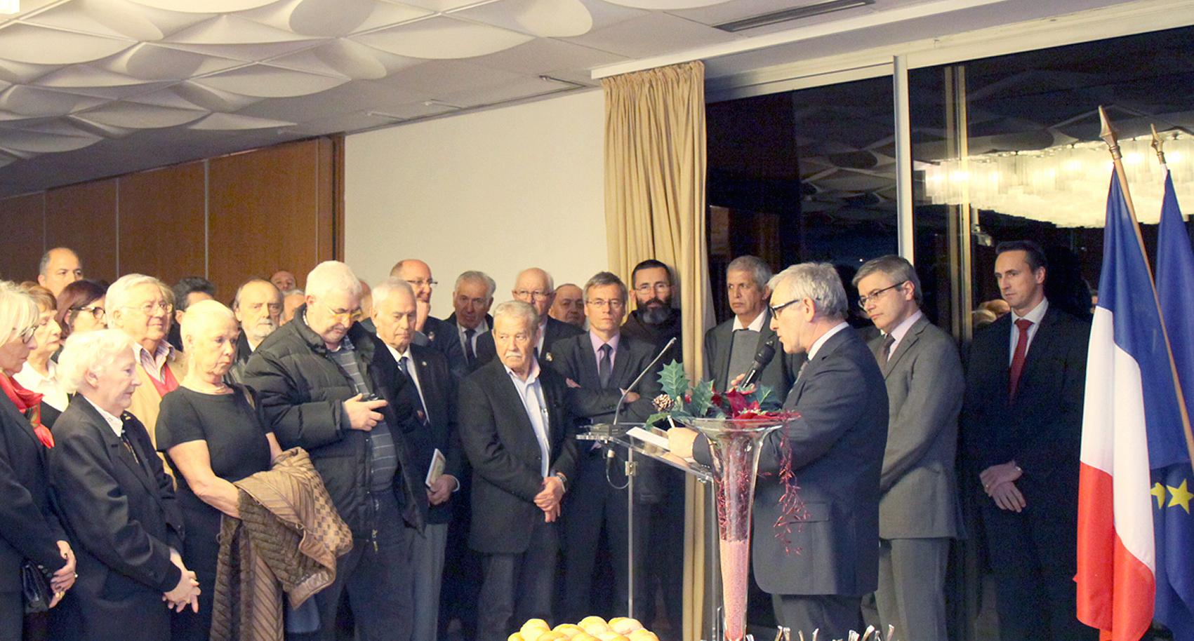 Vœux protocolaires à la préfecture de Haute-Corse