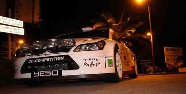 Vers la fin du Rallye automobile de Balagne ?