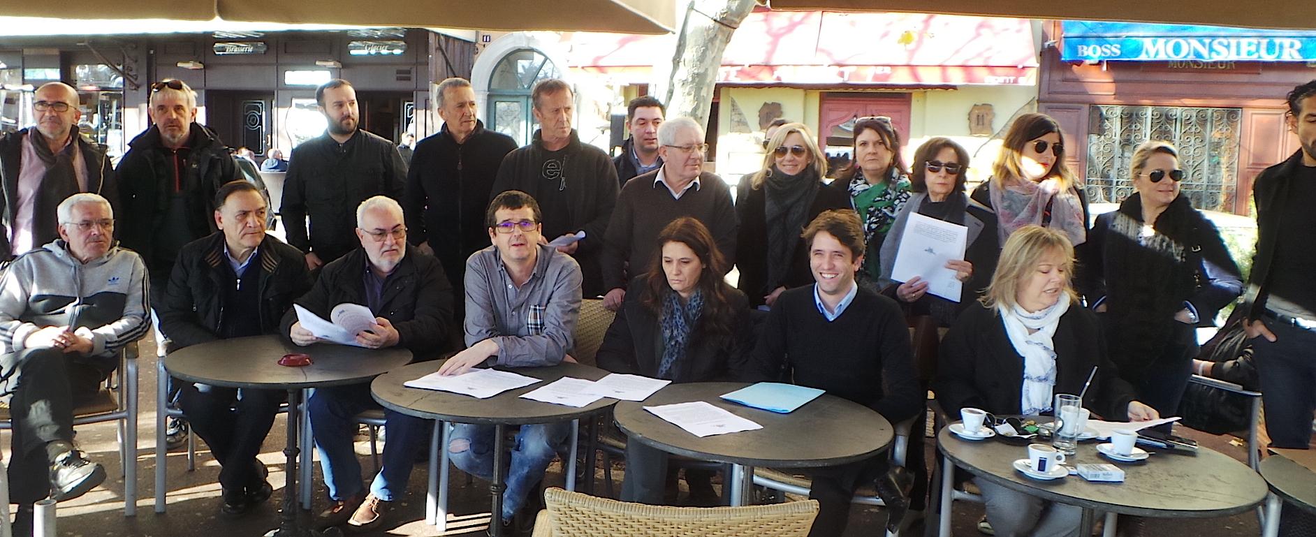 Communauté d'agglomération : Inseme per Bastia demande à François Tatti de partir