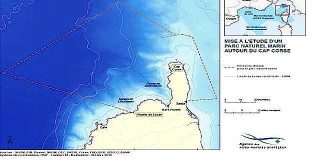 Parc naturel marin du Cap Corse et de l'Agriate :  Dernière ligne droite avant l'enquête publique